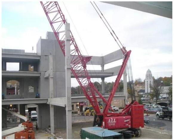 美国预制混凝土在立体停车场的运用案例(附图纸)_26