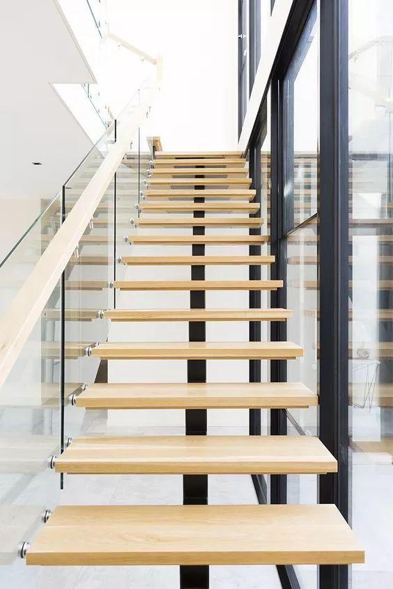 楼梯设计,从材料到尺寸都在这_13