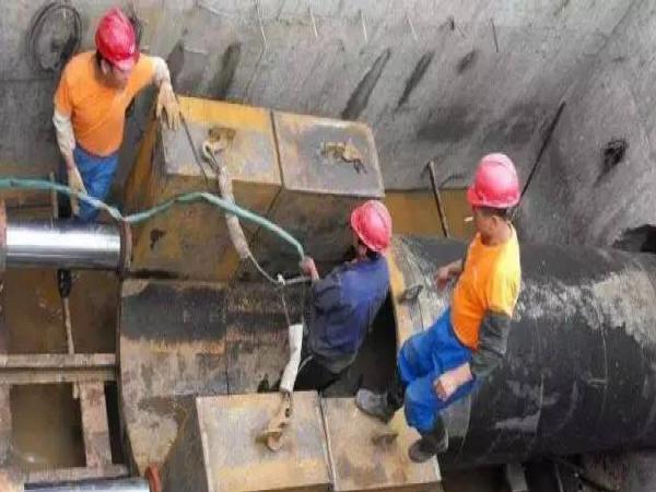 简述市政给排水工程中的顶管施工技术