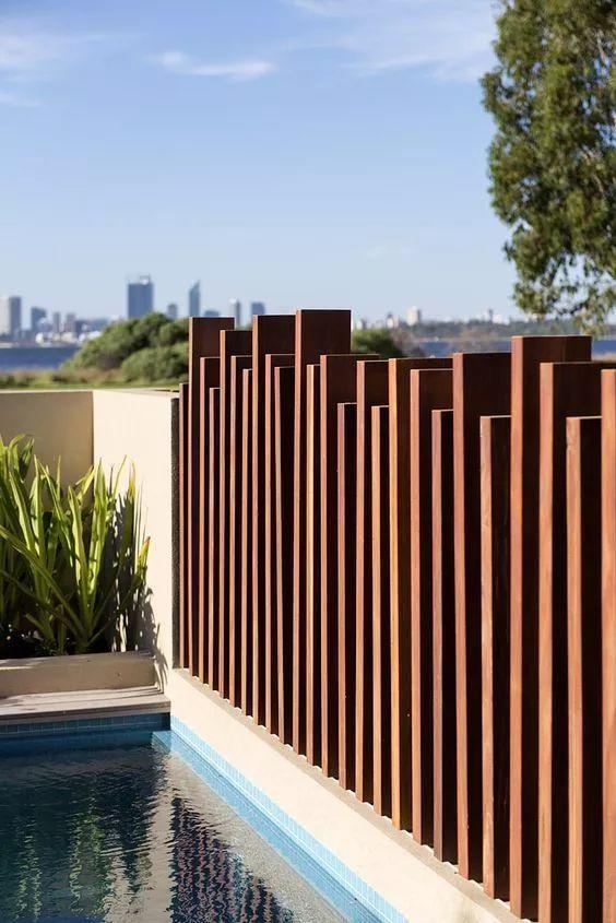 用心设计过的围墙,能让你家小院瞬间与众不同!_12