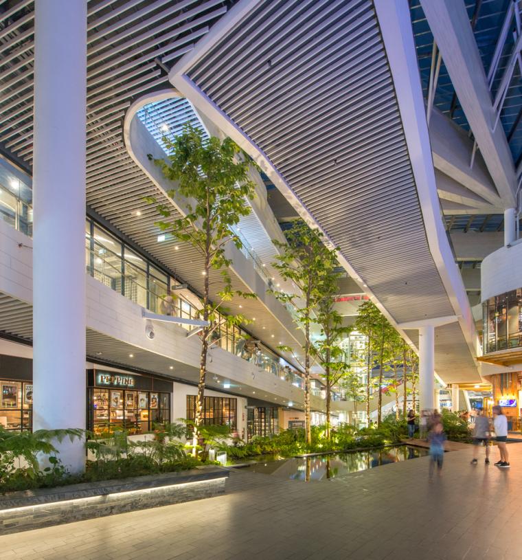 泰国Megabangna山谷购物中心实景图 (15)