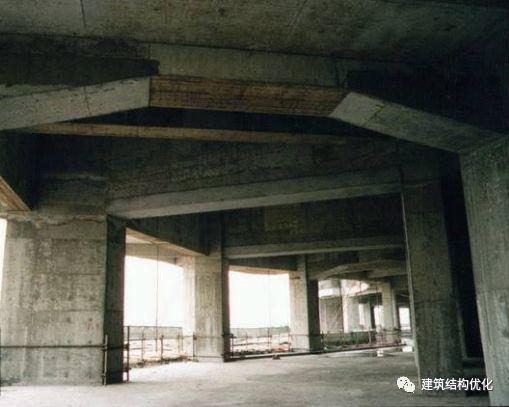 转换层在高层建筑中的应用