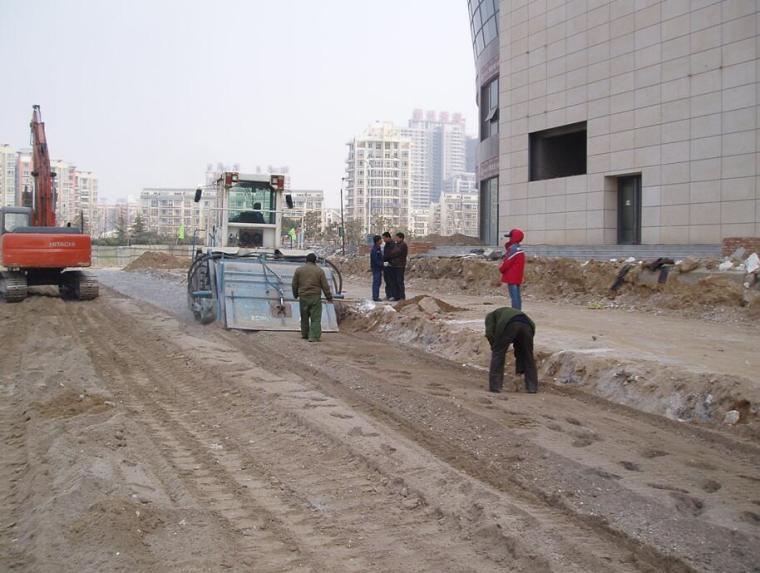 [河南]城市次干路道路、雨水、污水工程施工组织设计(技术标)
