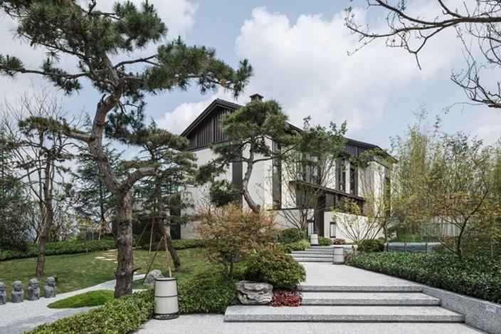 龙湖紫云台千山阅住宅景观