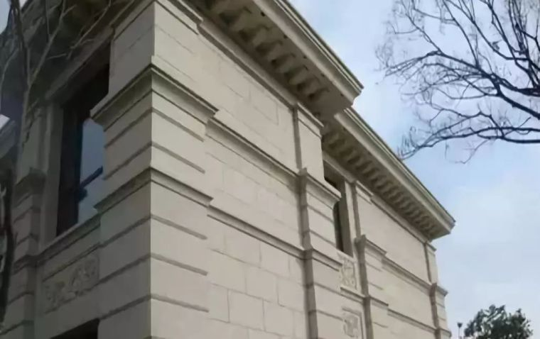 农村别墅外墙装修石材干挂施工方法大全,花了大价钱不能吃亏!_10