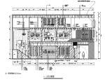 酒吧服装店生活馆理发店专卖店CAD施工图