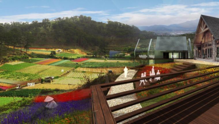 [贵州]兴义万峰谷新型旅游文化产业综合体项目总体概念性方案设计