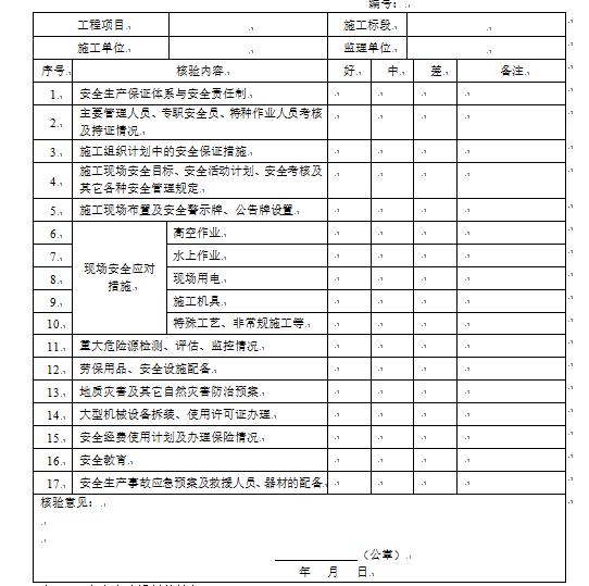 [江苏]交通资料表格(552页)_3
