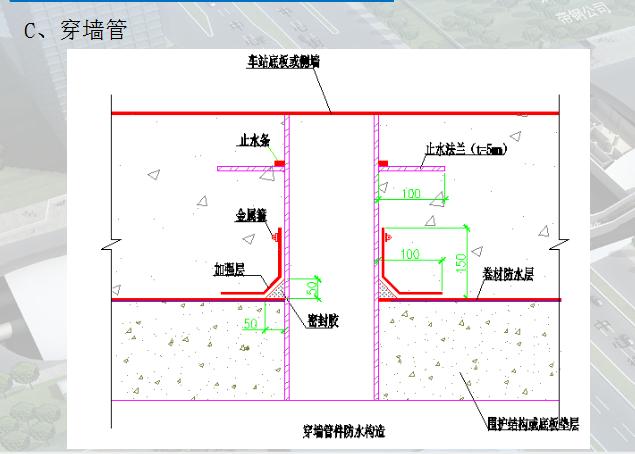 [长沙]地铁车站防水及质量控制(共43页)