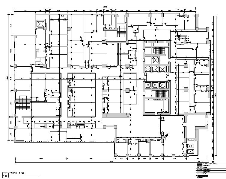[新疆]中式休闲空间足道设计施工图(附效果图)