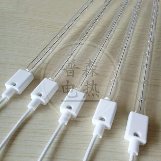 普森电热石英加热管规格定做厂家直销