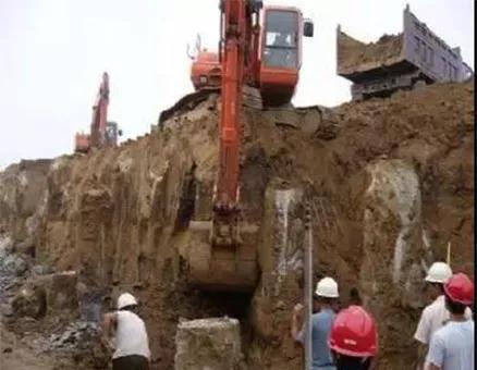 牢记这些土方开挖要点,施工效率噌噌往上涨!