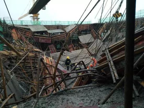 """碧桂园上海""""6.24""""坍塌事故,中天建设3人被建议移送公安机关!"""
