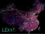 中国地图CAD完整版.