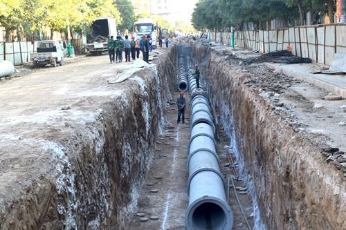 [湖南]长沙中崛供水公司市政给排水工程管理方案