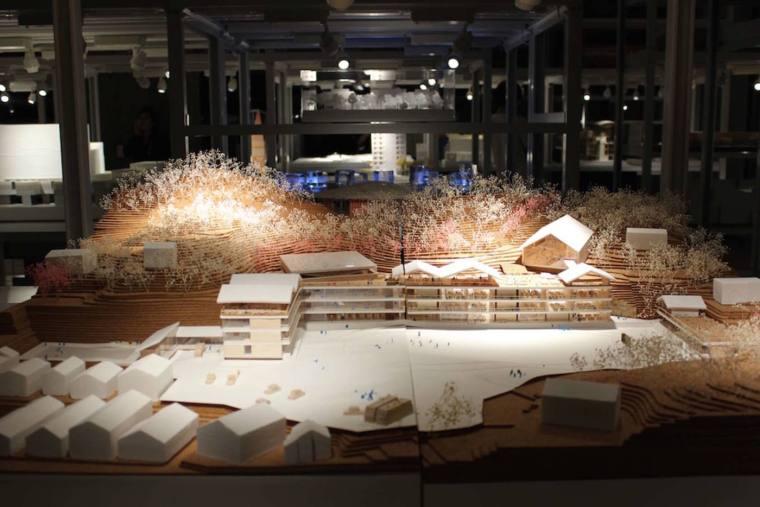 为什么我们都爱建筑模型,或许走进它你就懂了