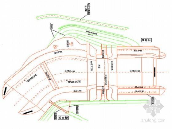 水闸重建及暗窦土建金属结构工程施工组织设计