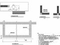 [重庆]城市次干道全套施工图设计159张(道排 桥梁 电气)