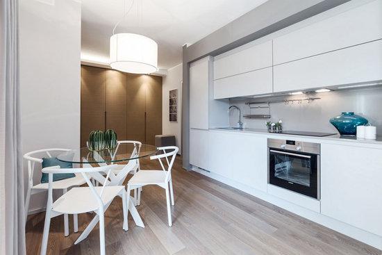 收纳不容忽视 荐现代简约风格小公寓