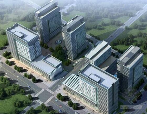 [北京]科技园项目精装修专业分包工程招标文件及清单(附全套图纸)