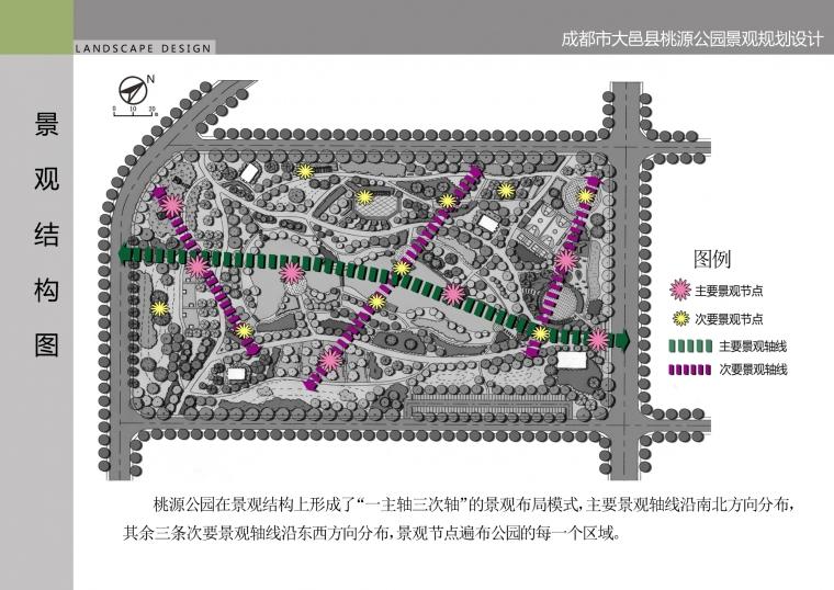 成都市大邑县桃源公园景观规划设计_4