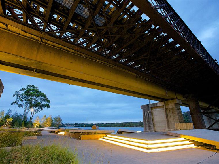 澳大利亚John桥下开放空间_1