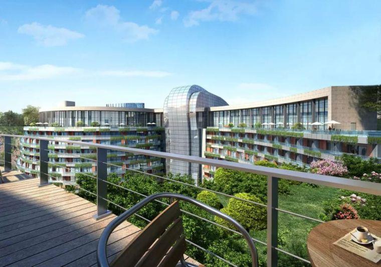 投入20亿的工程奇迹深坑酒店终于开业了,内部设计大曝光!_16