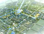 [河北]黄骅市城市中心区城市设计竞赛方案文本
