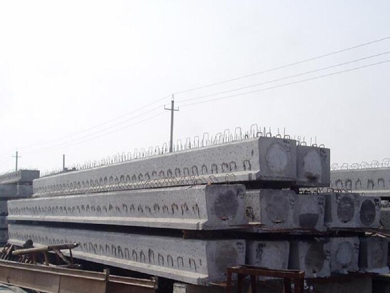 桥梁施工空心板梁板安装开工报告