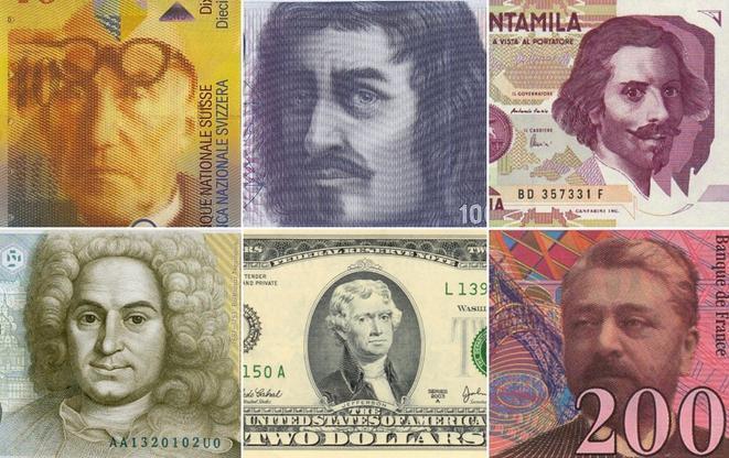 哪些建筑师伟大到可以被印在纸币上?