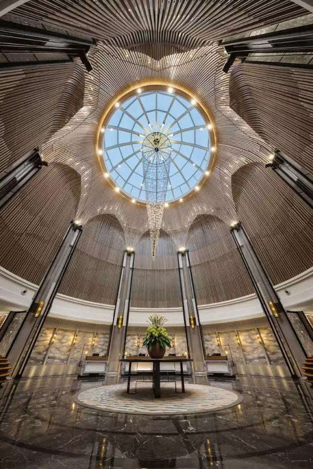 酒店设计:身体与心灵达到和谐与平衡的休闲圣地!