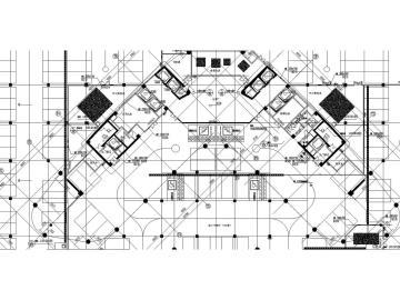 [江苏]苏州吴江区思齐路以西商服楼(东太湖大厦)智能化221张图纸(如一卡通系统、能量计量系统)