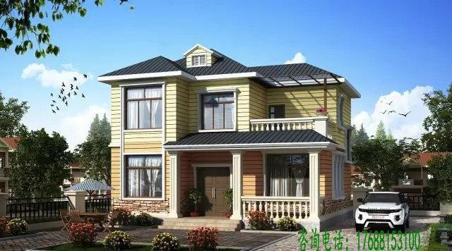 小型别墅设计参考