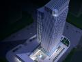 兰州市行政中心建筑设计方案文本