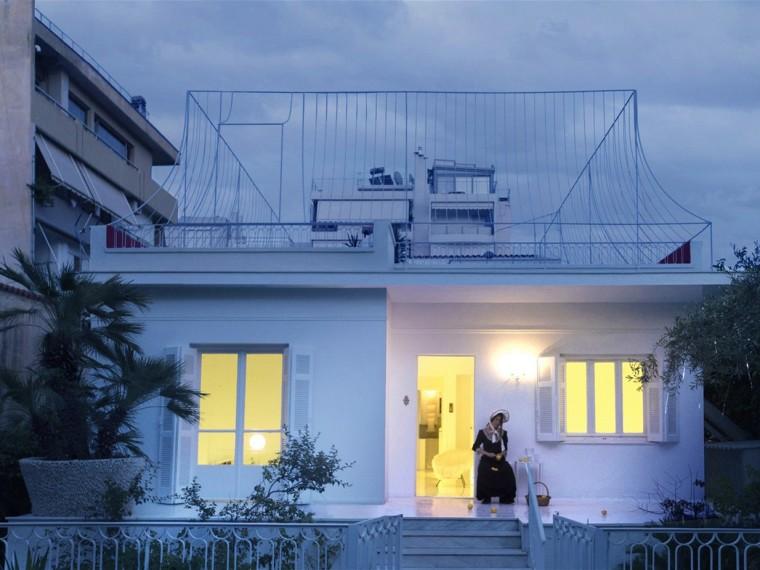 希腊乡村之光办公建筑