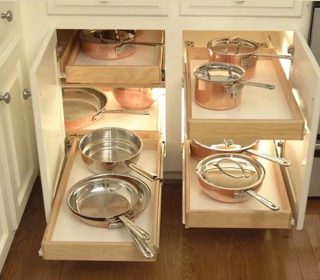 厨房这样做收纳,瞬间高大上!_9