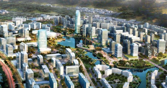[四川]山水宜居特色临港经济开发区城市规划设计方案_4