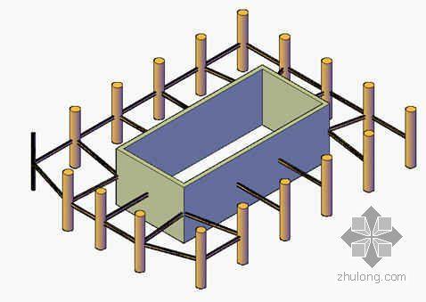 北京某超高层建筑钢梁钢柱安装施工方案(地脚螺栓)