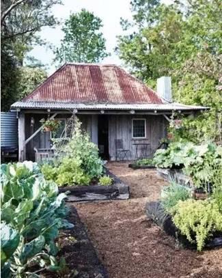 乡村庭院这么美,你有什么理由不喜欢!_8
