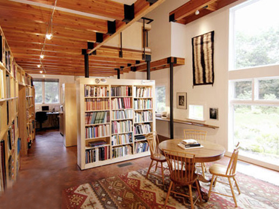 隔出家的最大空間,五款室內隔斷創意設計