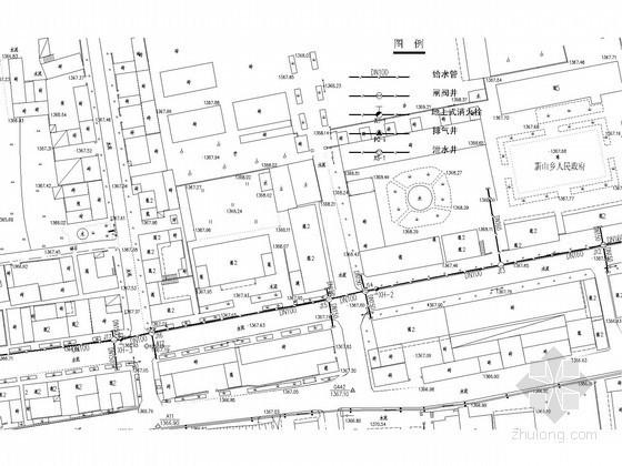 [四川]社区新村建设给水工程施工图设计