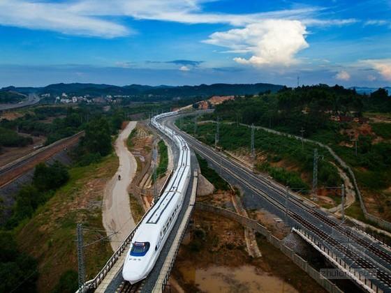 [江苏]含跨路跨河大跨度变截面变高度连续梁桥高铁工程实施性施工组织设计331页