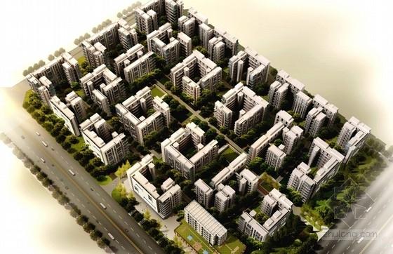 [成都]高层创新青年社区规划及建筑设计方案文本(含户型图)