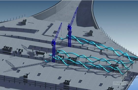 [云南]框架结构航站楼工程施工组织设计(132页 鲁班奖)