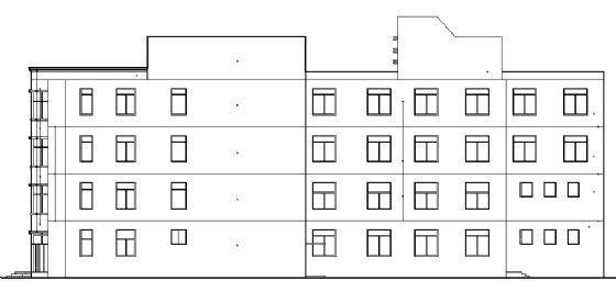 五层综合楼建筑施工图