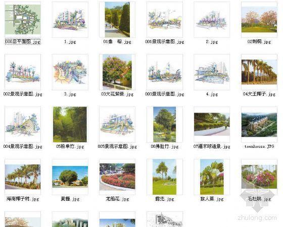 广东珠海某小区景观设计方案-4