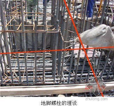 北京市某电视台大楼施工测量方案