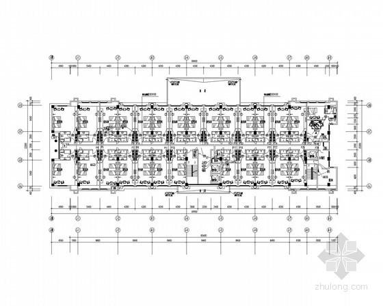 [广东]高层住宅建筑群强弱电全套施工图纸(甲级设计院)