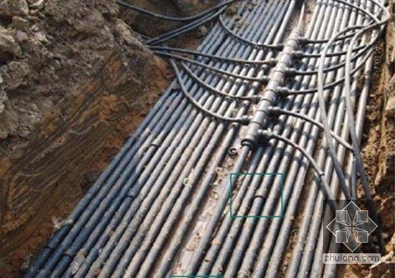 垂直地埋管与水平管连接