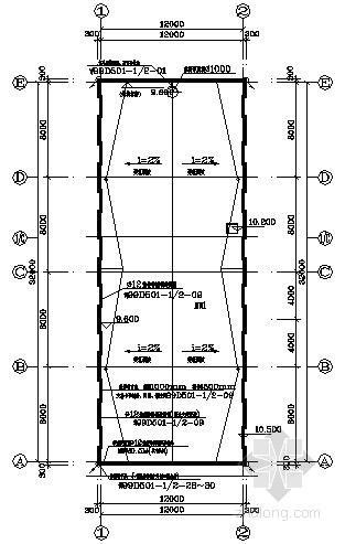 某大学燃气锅炉房及开水房全套电气设计图